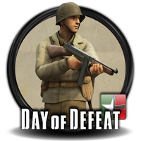 Day Of Defeat Icon v1 by Kamizanon