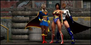 Women of Steel by almeidap