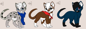 adoptables/breedables -closed- by Xxshadow67xX