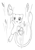 Mew used Stealth Rock by sunnyfish