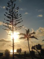 First Light at Burleigh by I-Artemis-I