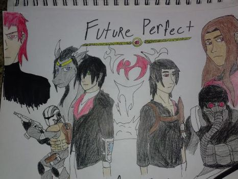 Future Perfect chp. 4 : Sins of the past by dark-master69