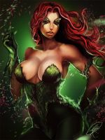 Poison Ivy by tracetincin