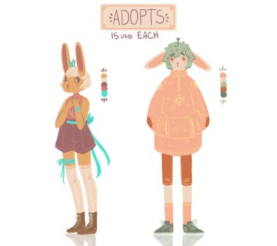 CHARA ADOPTS OPEN by arithm