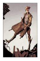 Peter Panzerfaust 5 by alexsollazzo