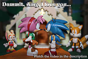 Dammit, Amy, I love you by ViluVector