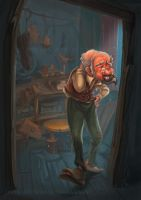 The Elves and the Shoemaker 2014 4 by RosieVangelova