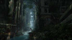 Crysis 3|The tunnel by Pino44io