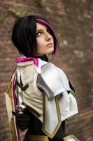 Fiora, the Grand Duelist by KNami