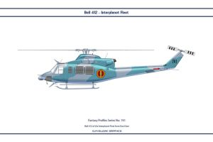 Fantasy 741 Bell 412 Interplanet Fleet by WS-Clave
