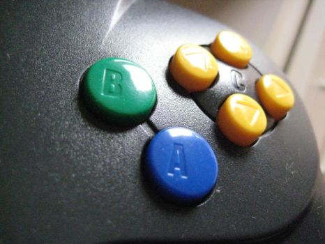 Nintendo 64 by WikipedianMarlith