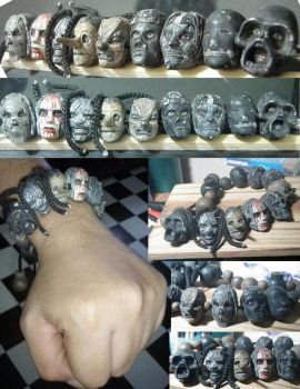 slipknot knotted by humawinghangin