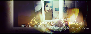 Knowles Sign by Ainhel