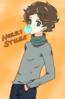 Harry Styles by ManaYuky11
