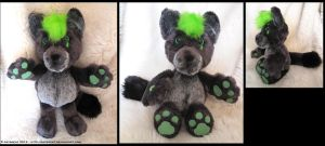 Nitrateflux hug me plushie by Astrocat
