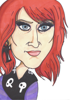 Caricature by Vez