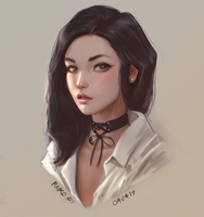 Not Yen by raikoart