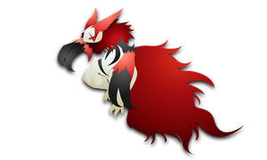 Mega Zangoose by darkheroic