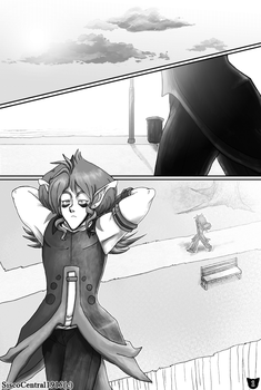 Brandt vs Felicia Short Comic - Page 1 by SiscoCentral1915