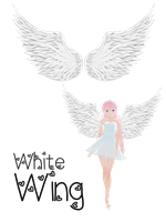 White Wing by yuwa23