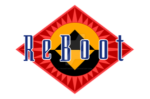ReBoot Logo Transparent by transitoryspace