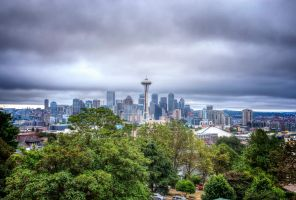 Grays of Seattle2 by UrbanRural-Photo