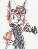 Gryph by DgShadowChocolate