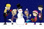 Frosty the Snowman by TheBestComicKing