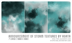 Announcement of storm textures by stupid-owl
