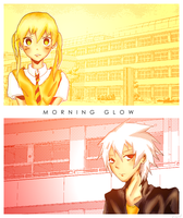 Morning glow. by MaskHerAid