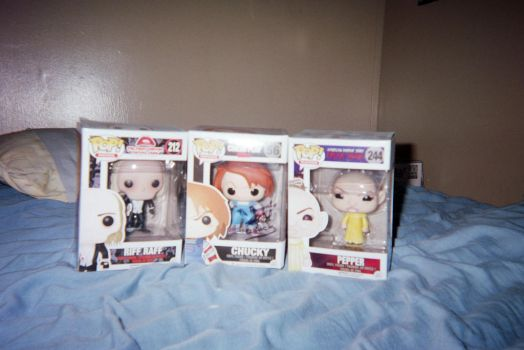 Funko Pop Dolls by MandyB82