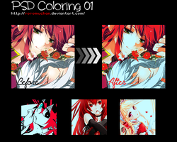 Cover PSD Coloring 01 by roromuchan