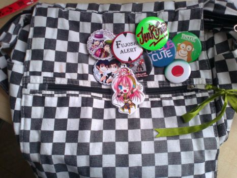 CF : Button Badges 2011 by jenrina136