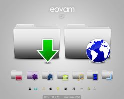 Eovam Icon Set by wurstgott