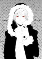 Where's your god~? - Izaya Orihara by whenstopsignsfly