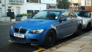 BMW M3 E92 Coupe M Performance Edition by ShadowPhotography