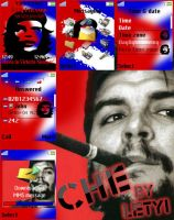 Che Guevara by Letyi
