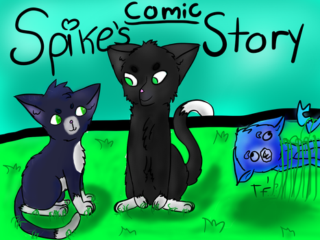 Comic Cover by AlexisDraws04