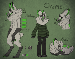 Creme ref 2013 OLD DONT USE by CremexButter