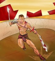 Spartacus by JeeDrouin
