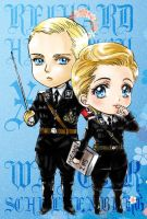 schellenberg and heydrich by sschellenberg