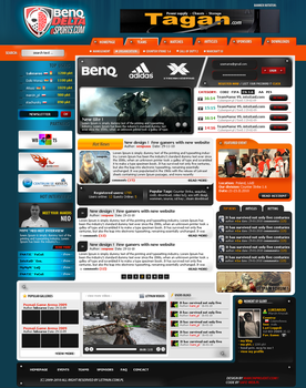 Esport layout for LP gaming by lukearoo