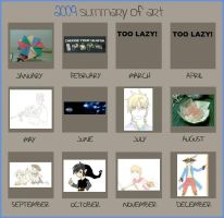 2009 art summary meme by saria-the-elf