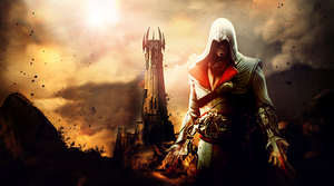 Ezio Auditore Da Firenze Sig by MD3-Designs