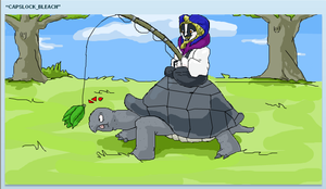 Tortoise power by G-manluver