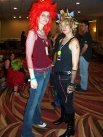 JC07 Raver Axel and Roxas by Group-Photos