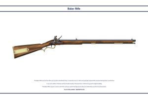 The Baker Rifle by WS-Clave