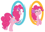 Pinkie portals templates by M99moron