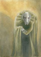 General Grievous by nellmckellar