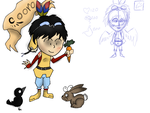 Don't starve - Cooro by tooncooro